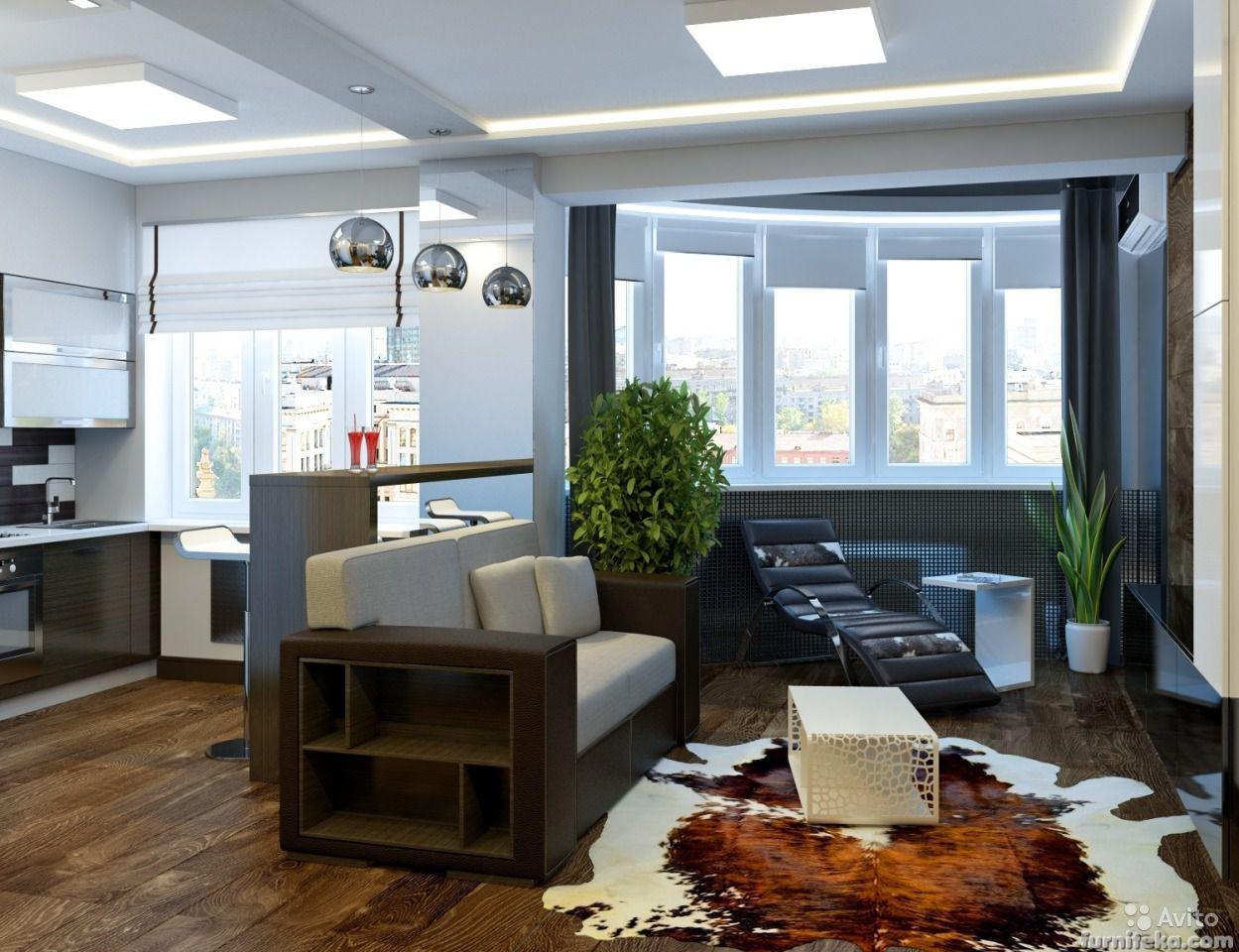 Дизайн квартир студии
