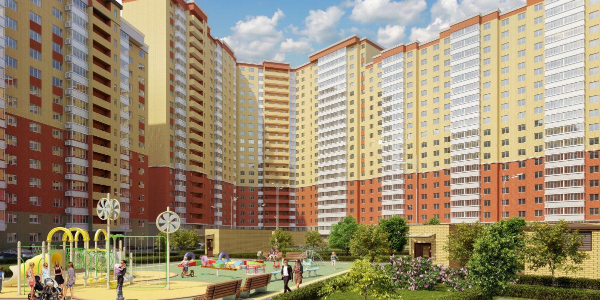 купить квартиру в ипотеку в новостройке в московской области исследование